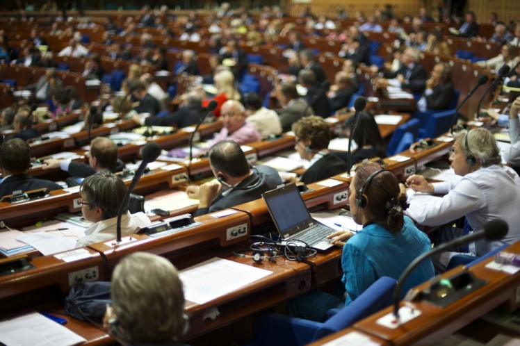 Parliamentary Assembly Session June 2013Session de l'Assemblée parlementaire juin 2013
